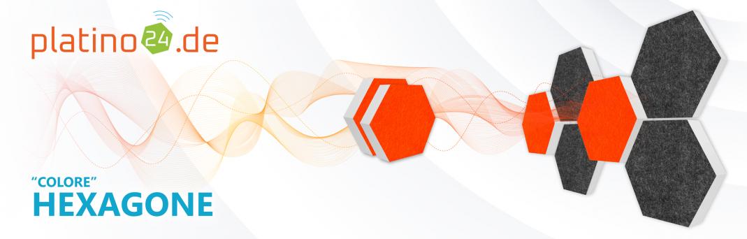 Waben / Hexagon
