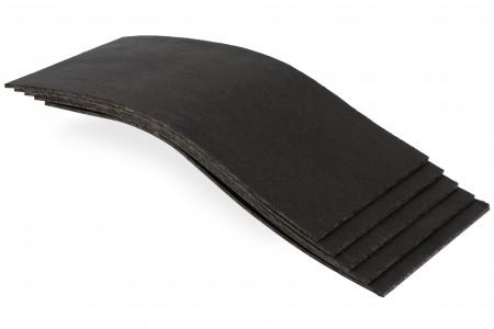 1 Pack mit 20 Bitumenmatten - Typ B45  / Kompakt