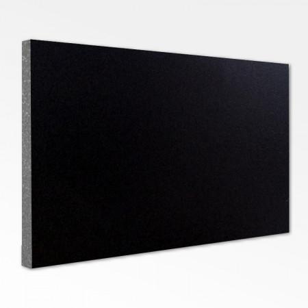 1 Pack mit 10 Absorberschaum-Matten + PU-Folienoberfläche / je 500 x 200 x 20 mm