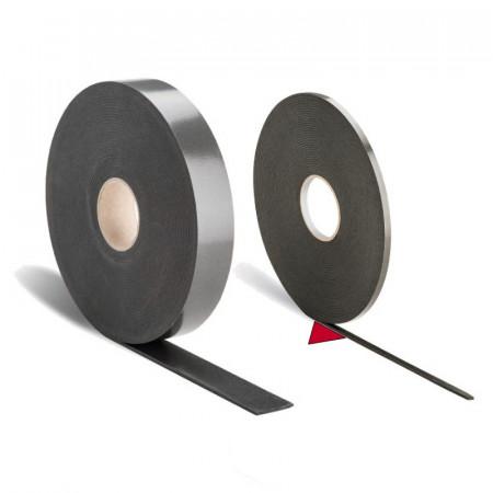 1 Pack mit 5 Rollen à 10 Meter Polyethylen-Dichtband / 10 x 3 mm