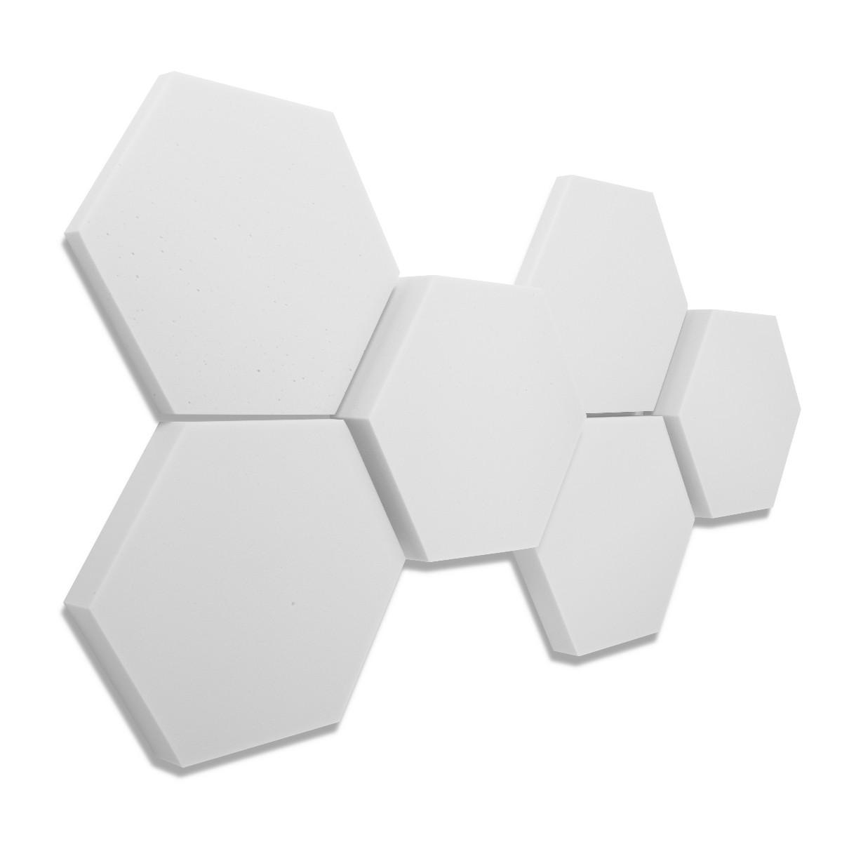 Akustik-MaXX für HOHE TEMPERATURBEREICHE ALU GF06 6 Glasfaser Steppmatten
