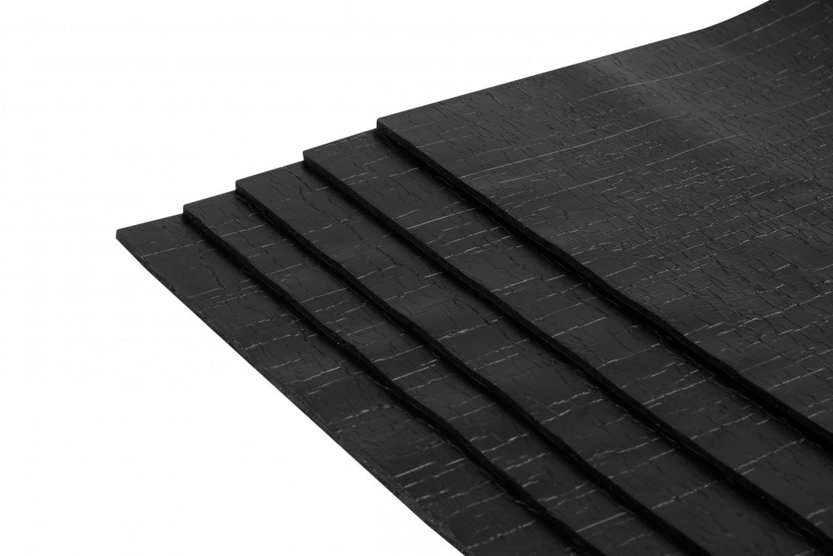 1000x500x52mm 1 Verbundschaum-Matte selbstklebend