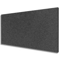 1 Pack mit 5 Moosgummi-Matten / Zellkautschuk / je 500 x 200 x 5 mm