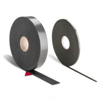 1 Pack mit 5 Rollen à 10 Meter Polyethylen-Dichtband / 15 x 6 mm
