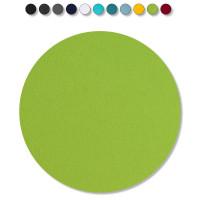 1 Basotect ® G+ Akustik Schallabsorber Kreis 40 cm (Hellgrün)