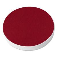 6 Akustik Schallabsorber aus Basotect ® G+ / Kreis Multicolore-Set 13
