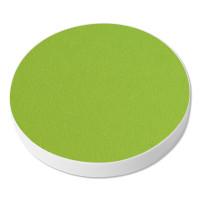 8 Akustik Schallabsorber aus Basotect ® G+ / Kreis Multicolore-Set 04