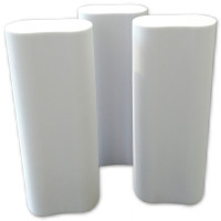 2 Akustik-Form-Elemente Basotect ® G+ 190x140mm, 480mm hoch