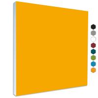 Basotect ® G+ Schallabsorber - 4 x  Akustik Element Schalldämmung  Wandbild 03