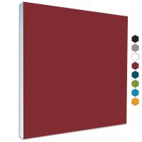Basotect ® G+ Schallabsorber - 5 x  Akustik Element Schalldämmung Wandbild 49