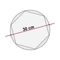 6 Absorber Wabenform Basotect ® G+ Colore SCHWARZ / je 2 Stück 300 x 300 x 30/50/70mm