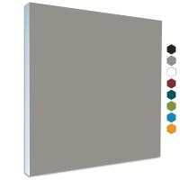 Basotect ® G+ Schallabsorber - 4 Akustik Elemente Schalldämmung Wandbild 17