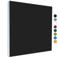 Basotect ® G+ Schallabsorber - 4 Akustik Elemente Schalldämmung Wandbild 32