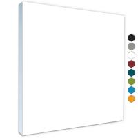 Basotect ® G+ Schallabsorber - 4 Akustik Elemente Schalldämmung Wandbild 40