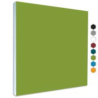 Basotect ® G+ Schallabsorber - 5 x  Akustik Element Schalldämmung Wandbild 67