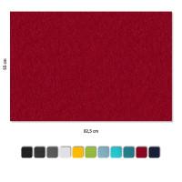 Schallabsorber aus Basotect ® G+ / 4 x Wandbild 82,5x55 cm Akustik Element Schalldämmung (Set 07)