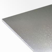 1 Pack mit 5 Glasfasersteppmatten + Alu-Kaschierung / je 490 x 200 x 7 mm