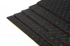 1 Pack mit 10 Bitumenmatten - Typ BX20  / Rohformat