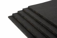 1 Pack mit 10 Bitumen-Matten - Typ BX45  / Rohformat